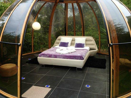 Domaine Jobert : La chambre