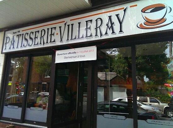 Patisserie Villeray : Super baklawa
