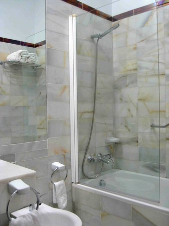 Hotel San Gil : bathroom
