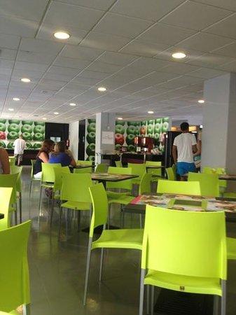 Lively Mallorca : salle pour petit déjeuner