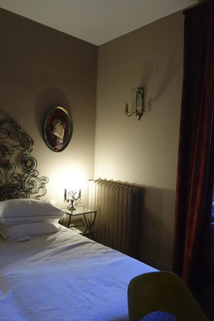 Grand Hotel Nord-Pinus: chambre supérieure