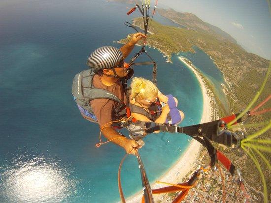 Hector Tandem Paragliding