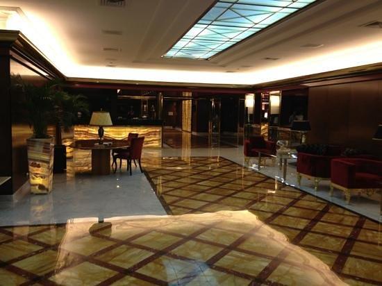 Hotel Ariston: réception