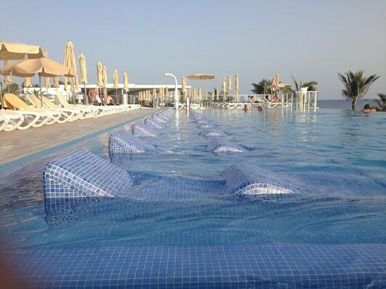 ClubHotel Riu Gran Canaria: piscine interdite aux enfants