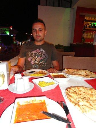 Mumtaz Mahal: Great curry