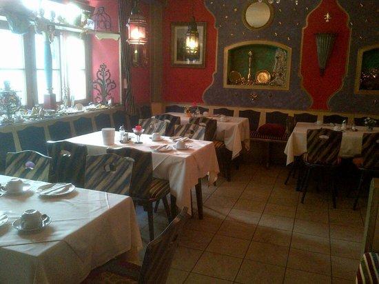 Altstadthotel Zum Hechten: Sala colazione