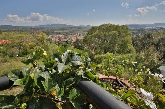 Villa Cassis: Vista desde el hotel