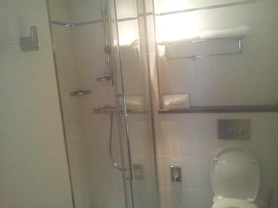 Hotel de Sevigne : salle de bain douche