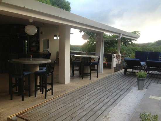 Hotel Laguna Mar: Restaurant