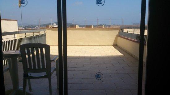 Hotel GHT S'Agaro Mar Hotel: Vue du balcon
