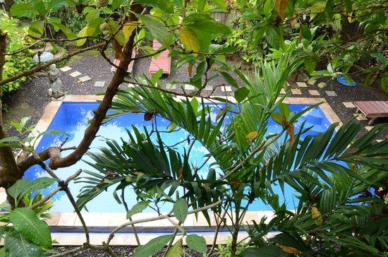Tropical Bali Hotel: vue sur la piscine du 1er étage