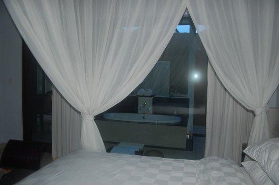 The Bidadari Villas and Spa: chambre