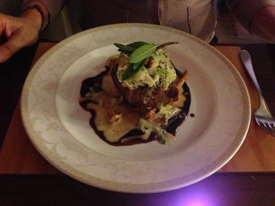 Callander Meadows: Filet steak