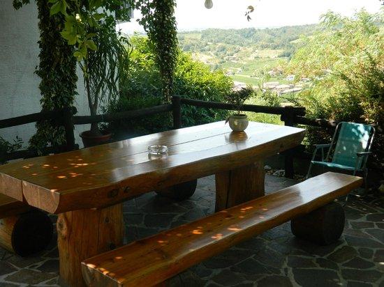 Tourist Farm Breg: Panorama