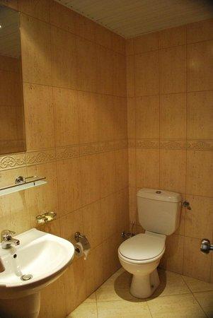 Hotel City Mark: Bathroom