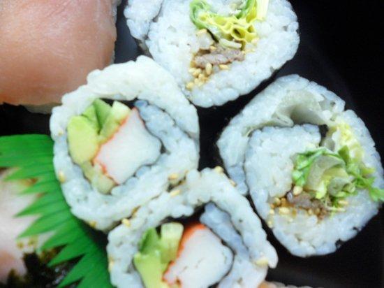 Sushi Master's : Futo Maki