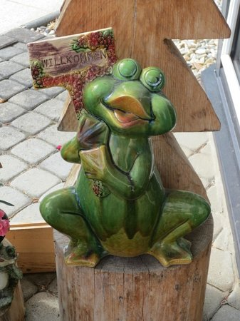 Hotel am Hofegarten: A friendly, froggy welcome