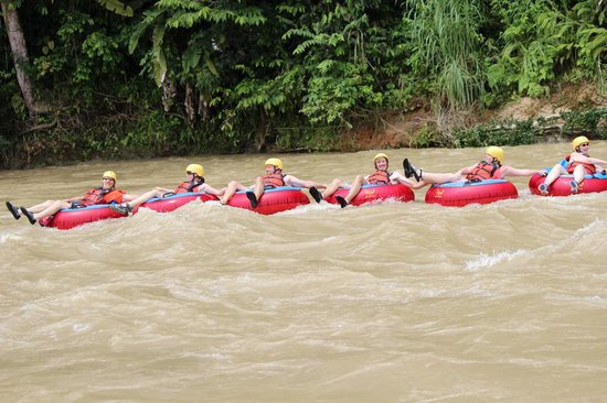 H2O Fluvial family - picture of h2o adventures, manuel antonio - tripadvisor