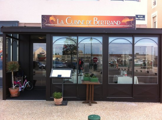 La Cuisine de Bertrand: Le restaurant