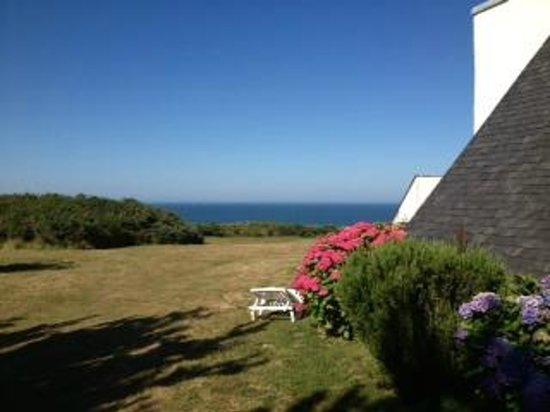 VVF Villages Belle-Ile-en-Mer: Vue sur l'océan