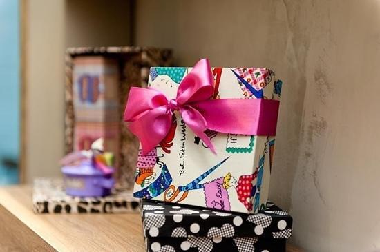 Mesclato Brigadeiro Gourmet: caixa para presente