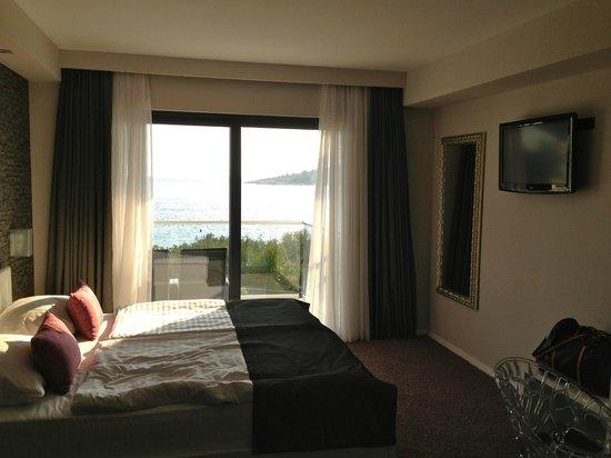 Hotel Life: nice room & view
