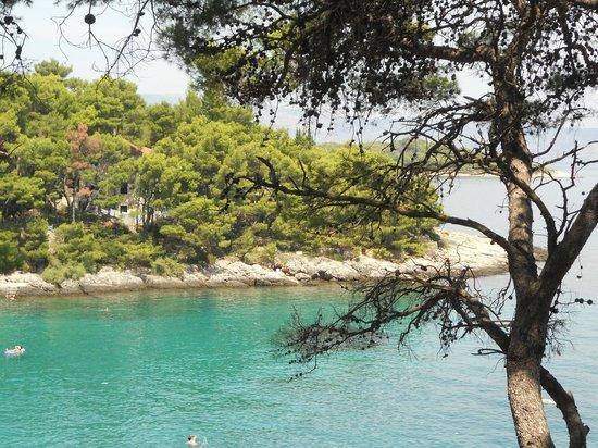 Adriatiq Resort Fontana: Vue de la chambre