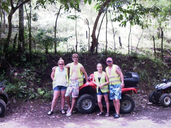 AXR An Xtreme Rider: with the ATV's