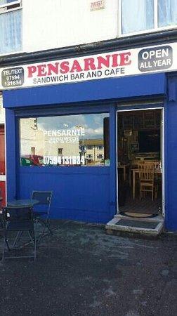 Pensarnie Sandwich Bar & Cafe