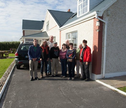 Bru Chlann Lir: The 2013 Northern Irish Extreme Lighthouse Tour