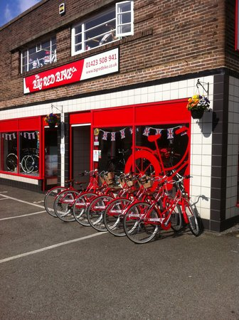 Big Red Bike Co.