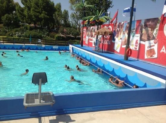 Aqualand del Vasto: piscina dellem onde