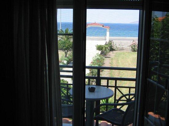 Villa Vicky Studios: balcony view