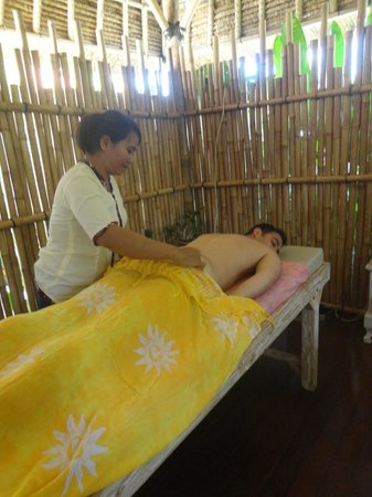 United Colors of Bali: Coin Massages