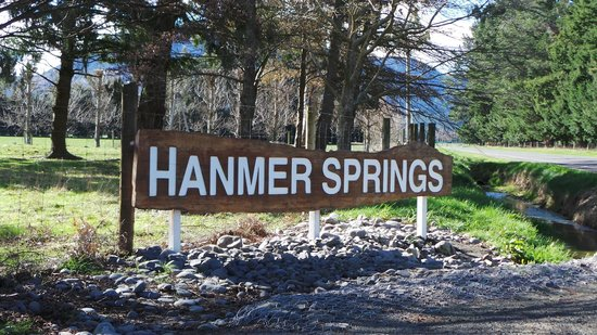 ASURE Hanmer Inn Motel: Welcome to Hanmer Springs