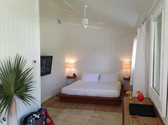 The Cove Eleuthera: My room