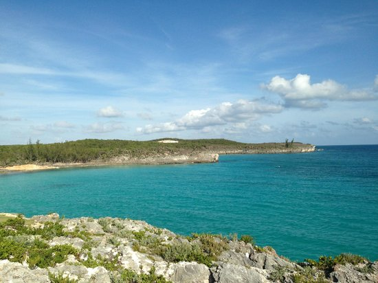 The Cove Eleuthera: The view from the hotel