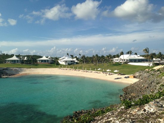 The Cove Eleuthera: The other private beach