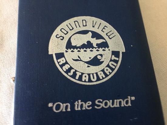 Soundview Restaurant (Now The Halyard): wine list