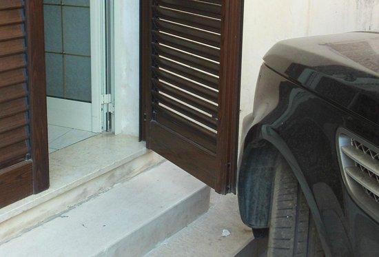 Monteforte Resort: parcheggio .....!!!!!!!!!!!!!!!!!!!!!