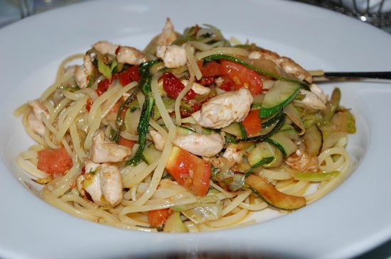 La Vecchia Cucina : Another pasta dish.