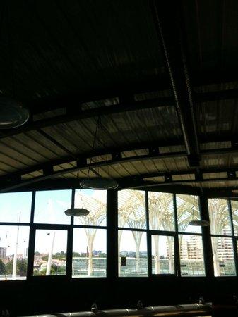 Tivoli Oriente Hotel : Piscine sombre