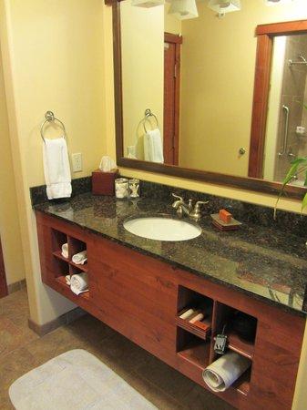 The Cody Hotel: Vanity