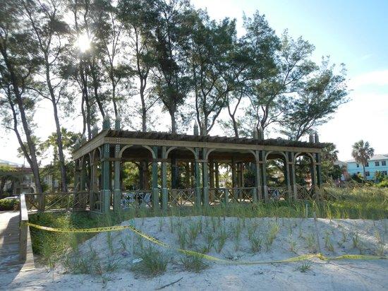 Tortuga Beach Resort : Beach Hut
