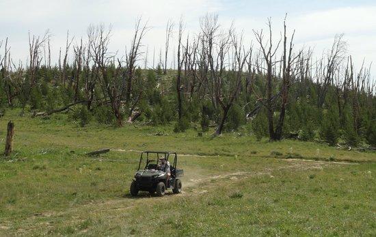 Goosewing Ranch: Gun Sight Pass UTV Ride