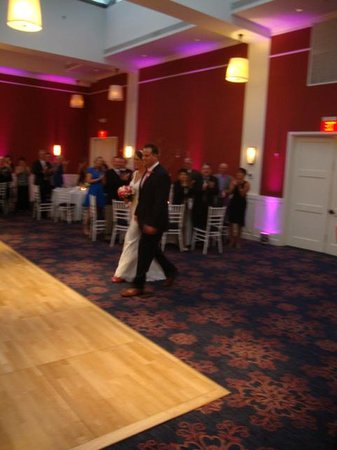 The Westport Inn: Ballroom