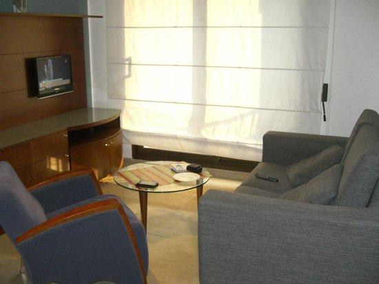 Aparthotel Napols: séjour