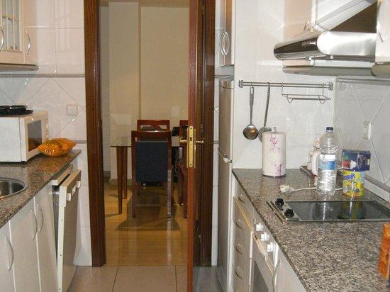Aparthotel Napols: cuisine