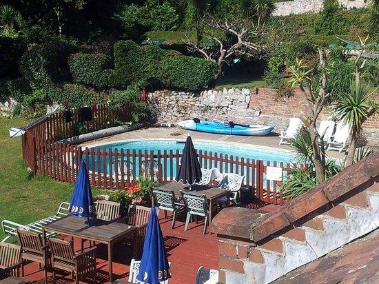 Yardley Manor Hotel : room view