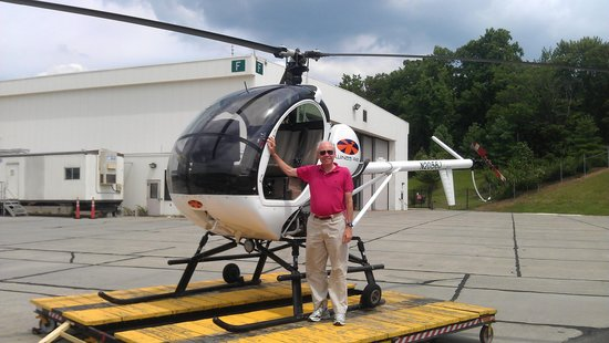 Wings Air Helicopters: The intrepid pilot